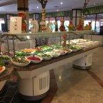 Gutes Essen, nettes Ambiente und sehr nettes Personal......immer wieder gerne👍