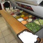 $9 salad bar