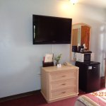 Norton KS Hillcrest Motel Room TV/Fridge/Microwave