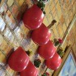 Interior cactus garden