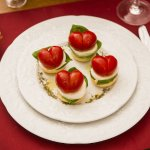 Salada Caprese revisitada
