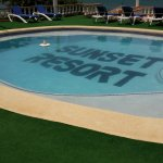We had a wonderful time at the Sunset Resort, it's so beautiful there, very clean and the food i