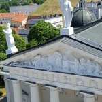 Bell Tower of Vilnius Cathedral صورة