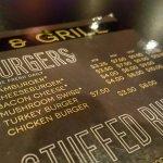 16 oz Bacon Cheeseburger for $9 POW