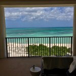 Oceanfront View from Suite