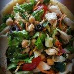 Chickpea Chop Salad Special
