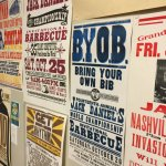back room posters
