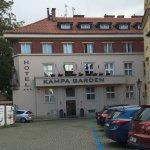 Front of Hotel Kampa Garden