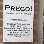 صورة فوتوغرافية لـ Prego