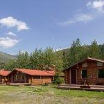 Cabins met 4 kamers per cabin