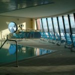 Ansichten, Schwimmbad