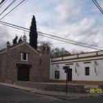 Es el único edificio que quedó en pie después del terremoto que destruyó la ciudad en 1894.