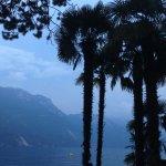 Lake Garda in the evening