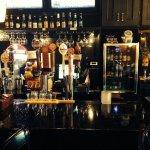 bar handles bottles