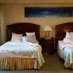 Room 404, two queen beds