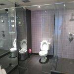 Suite 2116 chez Dédé / Salle de bain
