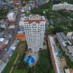 Drone dji inspira 1  View from sky