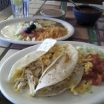 Tuesday Special ... Chicken Tacos