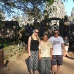 Photo de Angkor Temple Guide Private Day Tours