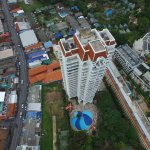 Waterfront suites  photo from sky drone dji inspire1 camera