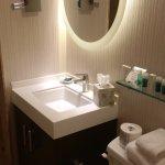 Bathroom in Historic Superior Suite