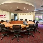 C~nergy - an innovative meeting room.