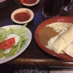Chimichanga Meal