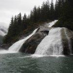 Waterfalls every turn you look!