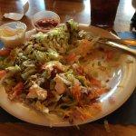 The Native American taco