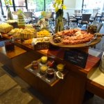 Cheeses and Charcuterie Station