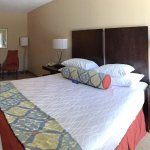 Comfortable spacious rooms with soft bedding and a delicious continental breakfast.