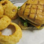 Really Good Burgers and Onion Rings Rock!