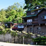 A-Han's Homestay (as viewed from Rensheng Resort)