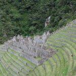 winaywayna inca site