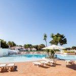 Piscina ILUNION Menorca