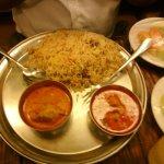 Ifter thali