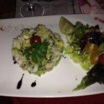 Tartare Crabe Mangue
