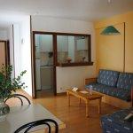 Salon apartamento 2 habitaciones