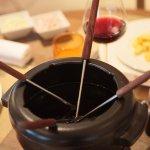 La fondue vineronne ou vigneronne
