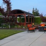 Outdoor Patio - Gazebo