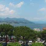 Panaroma from our balcony.