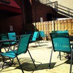 Relaxing Patio with Live Music