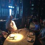 Lunch at Hakasan, Miami at the Fountainbleau