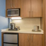 Guest Kitchenette with Keurig Coffee Makers