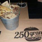 250 Grammi Hamburgheria