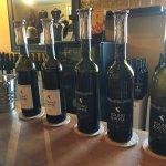 Great wines. Beautiful setting!