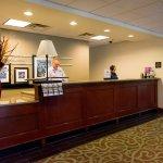 Photo de Hampton Inn Jacksonville I-10 West