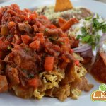 Huevos Don Chelo para desayunar en restaurant café lukumbé puerto vallarta