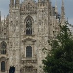 Milan Duomo - a few blocks from the hotel