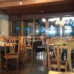 ...área do restaurante...